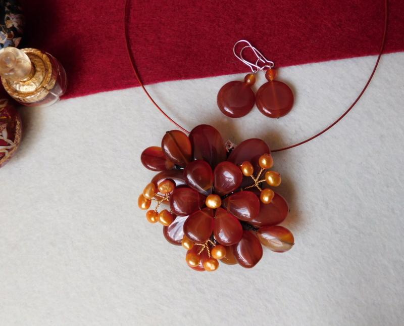 """""""Flori de piatră-Bijoux"""" albumul II-bijuterii artizanale marca Didina Sava - Pagina 7 00313"""