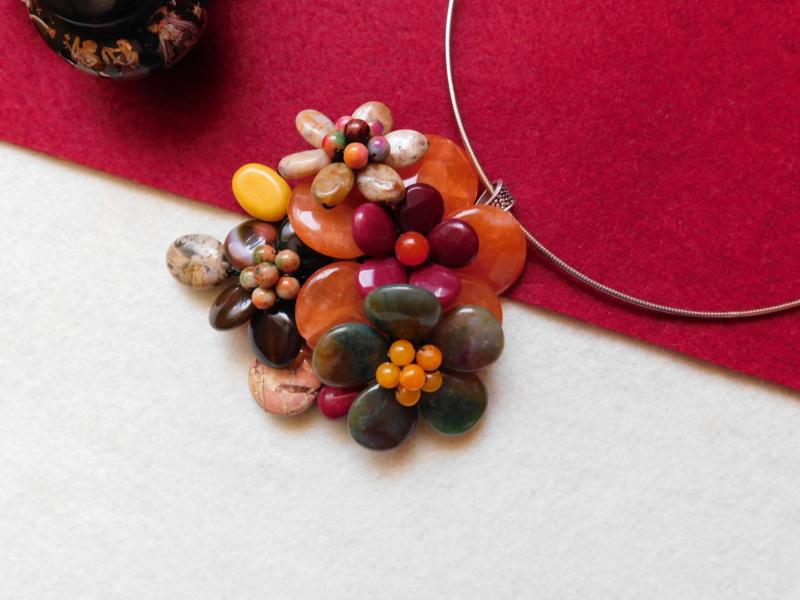 """""""Flori de piatră-Bijoux"""" albumul II-bijuterii artizanale marca Didina Sava - Pagina 7 00314"""