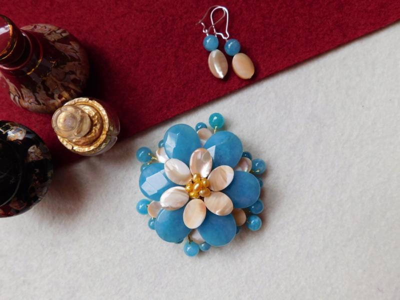 """""""Flori de piatră-Bijoux"""" albumul II-bijuterii artizanale marca Didina Sava - Pagina 3 00319"""