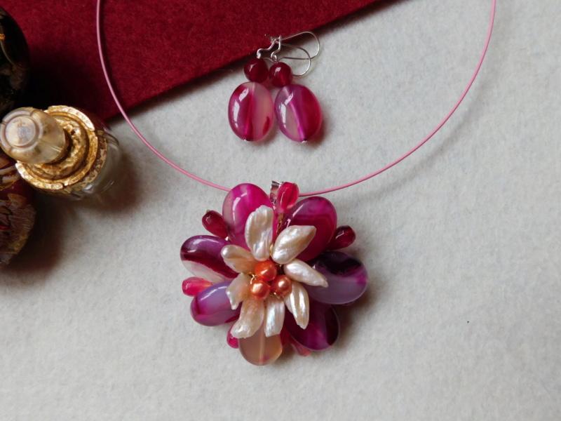 """""""Flori de piatră-Bijoux"""" albumul II-bijuterii artizanale marca Didina Sava - Pagina 3 00320"""