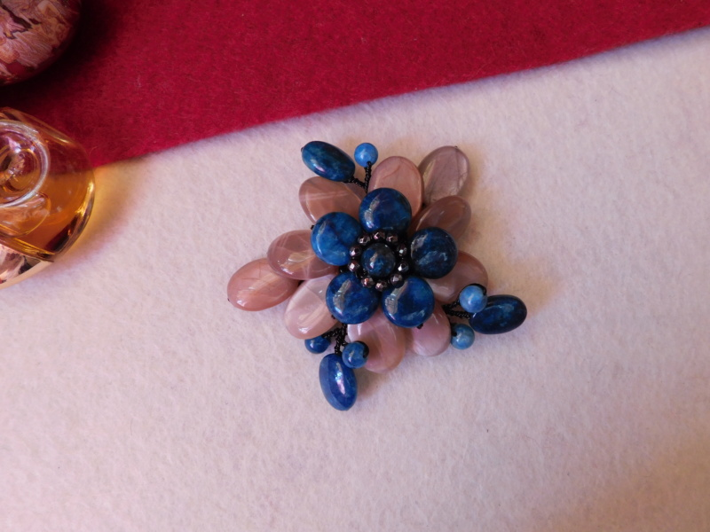 """""""Flori de piatră-Bijoux"""" albumul II-bijuterii artizanale marca Didina Sava - Pagina 3 00332"""