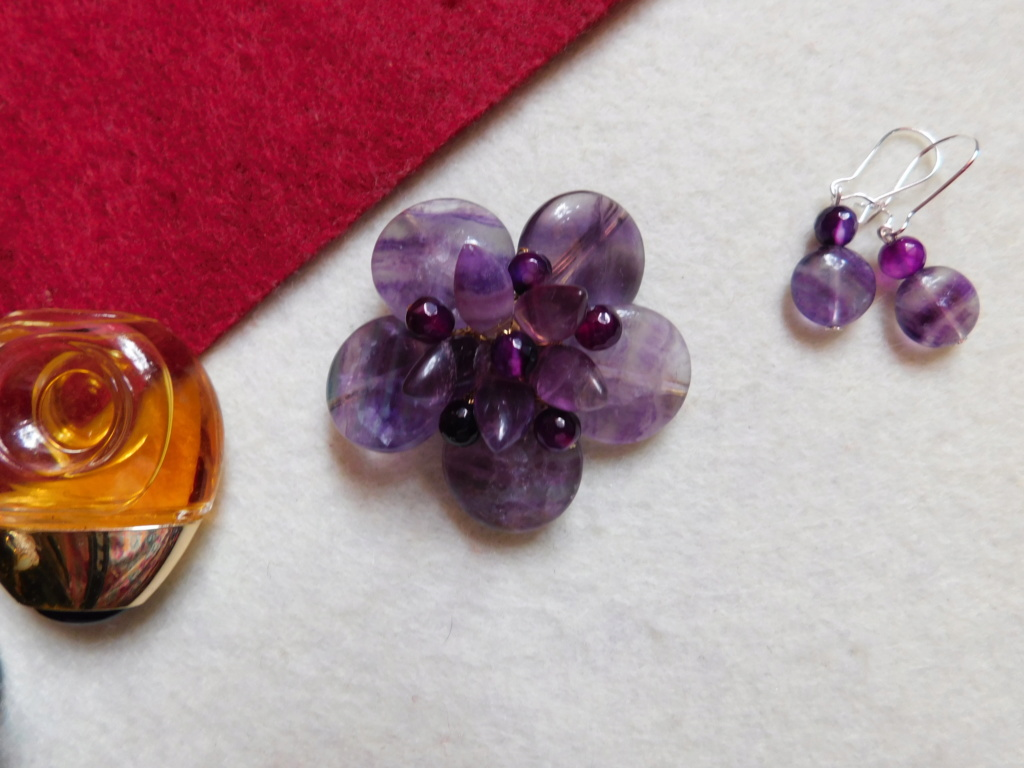 """""""Flori de piatră-Bijoux"""" albumul II-bijuterii artizanale marca Didina Sava - Pagina 3 00334"""