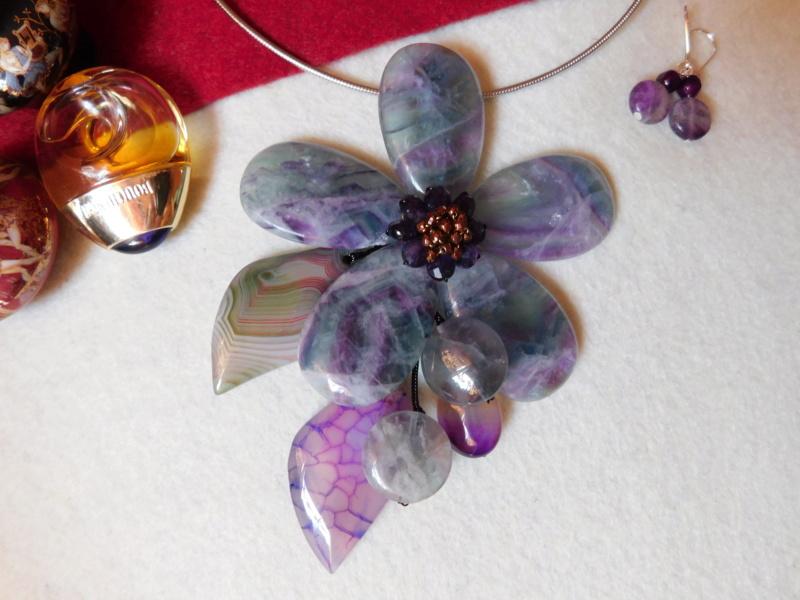"""""""Flori de piatră-Bijoux"""" albumul II-bijuterii artizanale marca Didina Sava - Pagina 2 00335"""