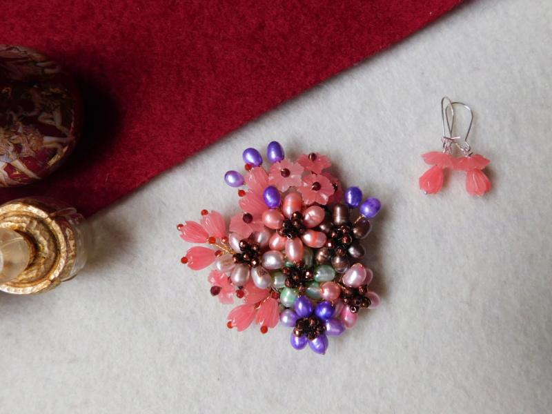 """""""Flori de piatră-Bijoux"""" albumul II-bijuterii artizanale marca Didina Sava - Pagina 2 00338"""