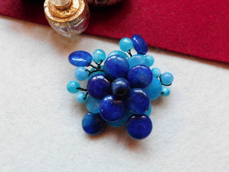"""""""Flori de piatră-Bijoux"""" albumul II-bijuterii artizanale marca Didina Sava - Pagina 3 00414"""