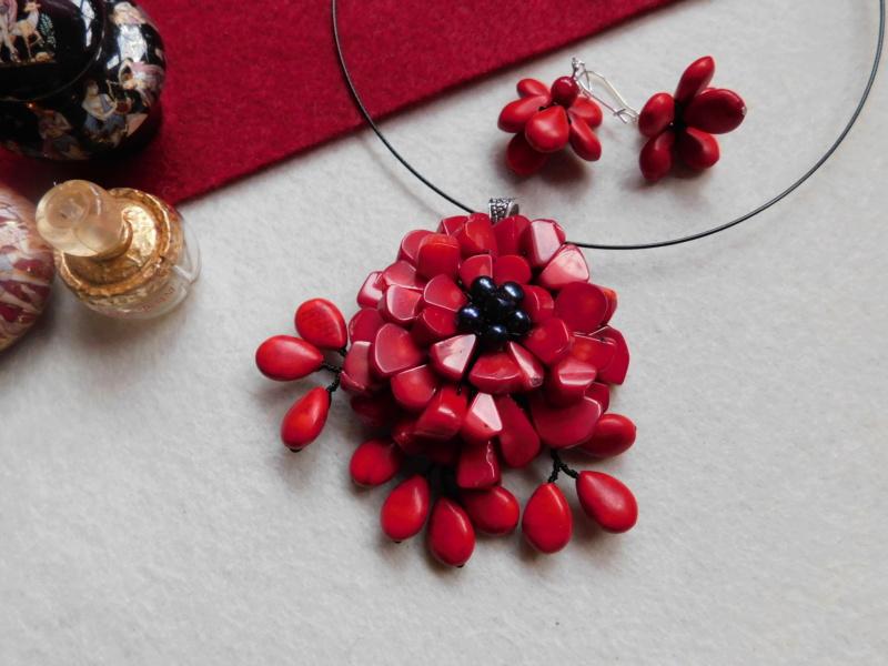 """""""Flori de piatră-Bijoux"""" albumul II-bijuterii artizanale marca Didina Sava - Pagina 5 00420"""