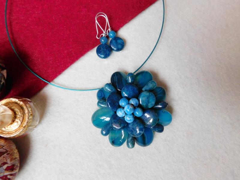 """""""Flori de piatră-Bijoux"""" albumul II-bijuterii artizanale marca Didina Sava - Pagina 5 00421"""