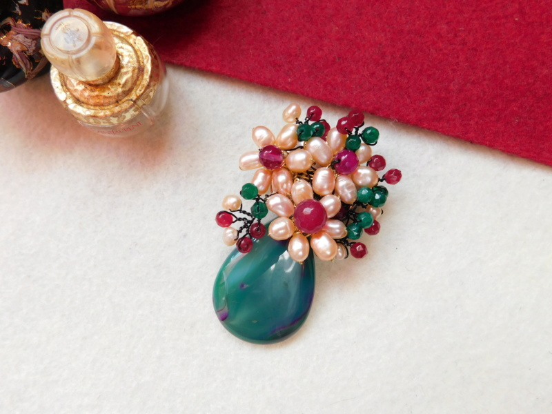 """""""Flori de piatră-Bijoux"""" albumul II-bijuterii artizanale marca Didina Sava - Pagina 3 00518"""