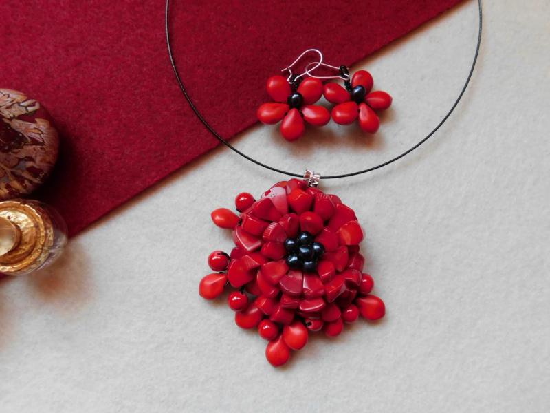 """""""Flori de piatră-Bijoux"""" albumul II-bijuterii artizanale marca Didina Sava - Pagina 3 00519"""