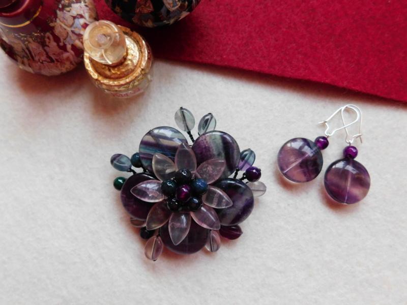 """""""Flori de piatră-Bijoux"""" albumul II-bijuterii artizanale marca Didina Sava - Pagina 3 00520"""