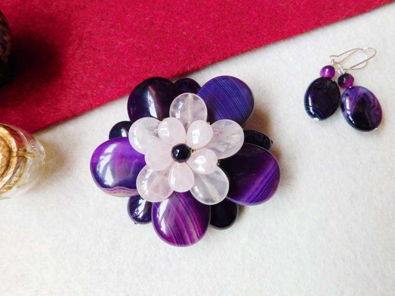 """""""Flori de piatră-Bijoux"""" albumul II-bijuterii artizanale marca Didina Sava - Pagina 5 00522"""