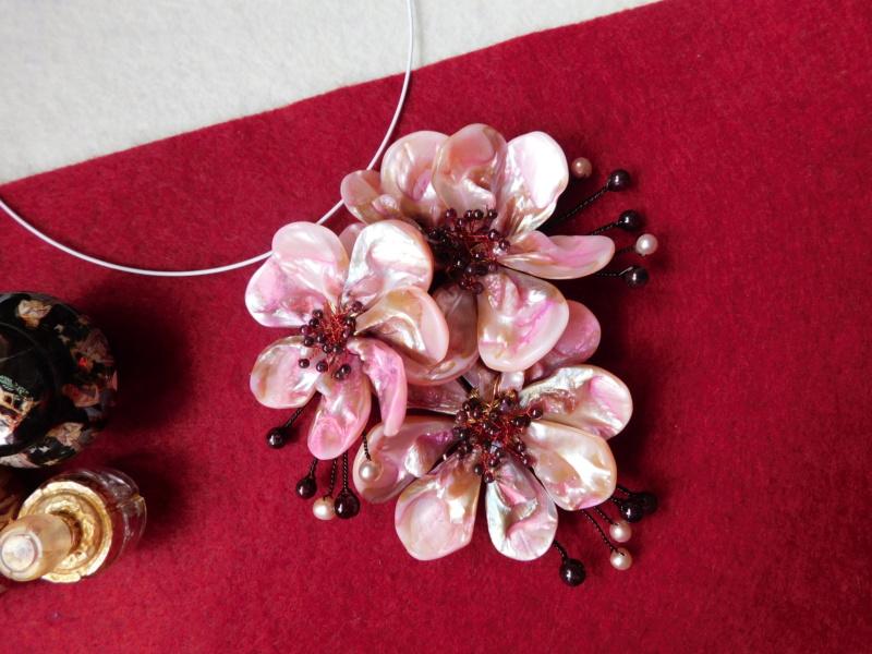 """""""Flori de piatră-Bijoux"""" albumul II-bijuterii artizanale marca Didina Sava - Pagina 5 00528"""