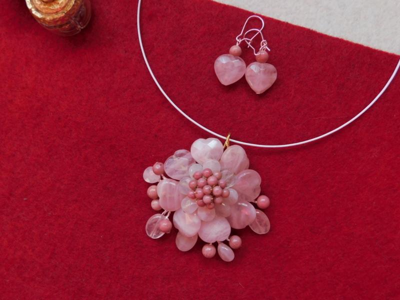 """""""Flori de piatră-Bijoux"""" albumul II-bijuterii artizanale marca Didina Sava - Pagina 5 00530"""