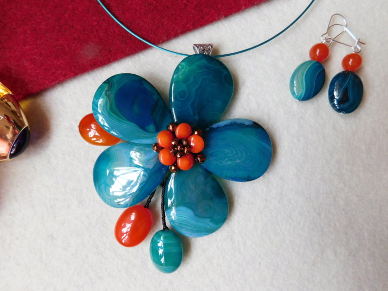 """""""Flori de piatră-Bijoux"""" albumul II-bijuterii artizanale marca Didina Sava - Pagina 3 00538"""