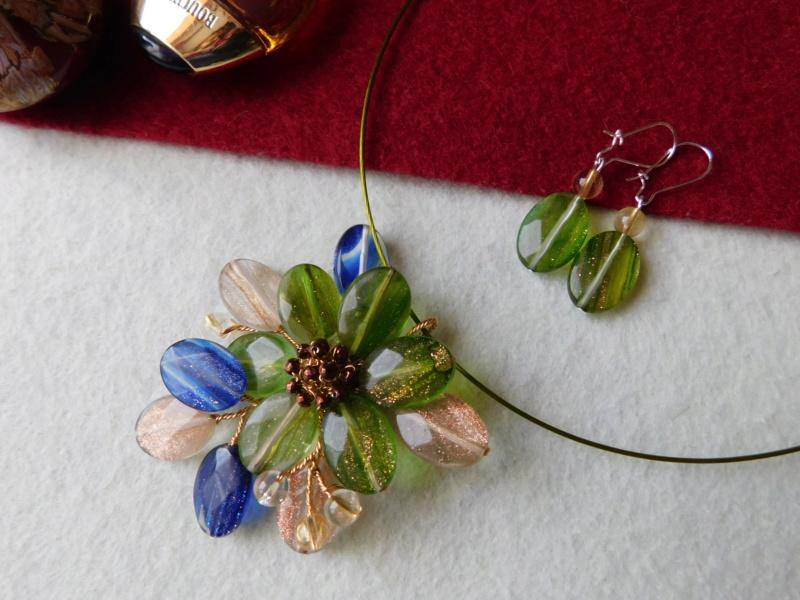 """""""Flori de piatră-Bijoux"""" albumul II-bijuterii artizanale marca Didina Sava - Pagina 2 00543"""