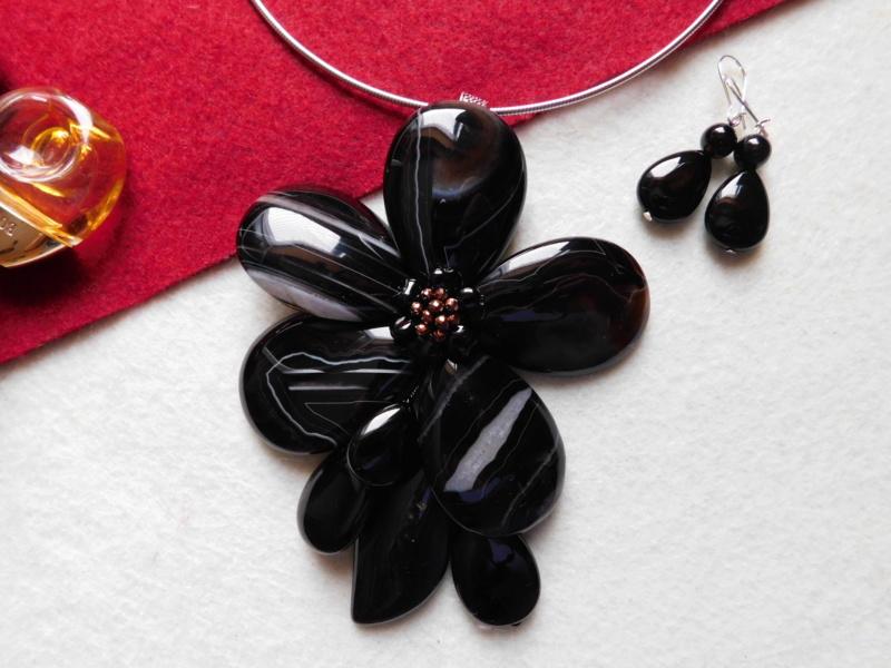 """""""Flori de piatră-Bijoux"""" albumul II-bijuterii artizanale marca Didina Sava - Pagina 2 00544"""