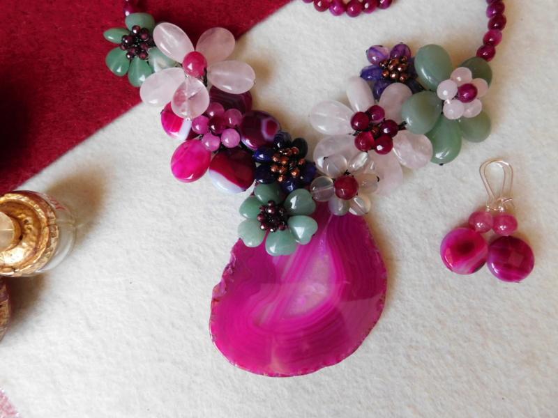 """""""Flori de piatră-Bijoux"""" albumul II-bijuterii artizanale marca Didina Sava - Pagina 2 00547"""