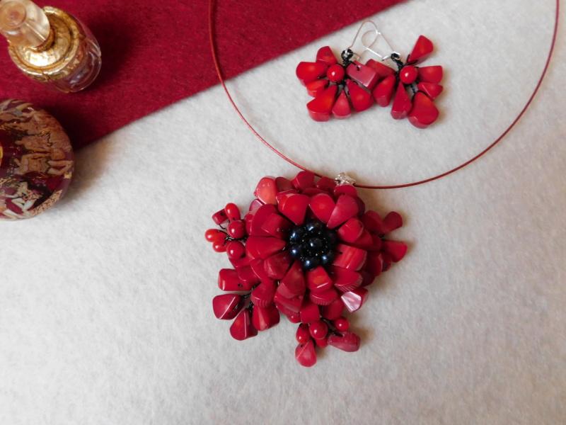 """""""Flori de piatră-Bijoux"""" albumul II-bijuterii artizanale marca Didina Sava - Pagina 8 00613"""