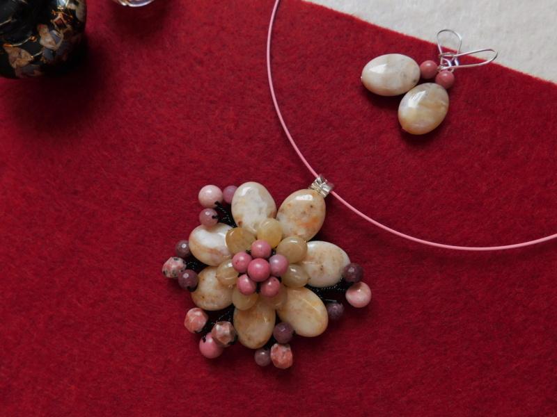 """""""Flori de piatră-Bijoux"""" albumul II-bijuterii artizanale marca Didina Sava - Pagina 8 00614"""