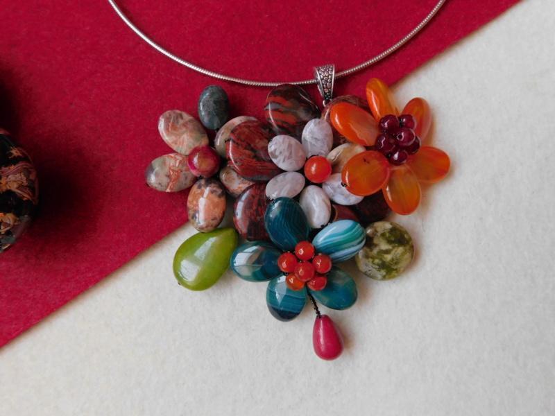 """""""Flori de piatră-Bijoux"""" albumul II-bijuterii artizanale marca Didina Sava - Pagina 7 00616"""