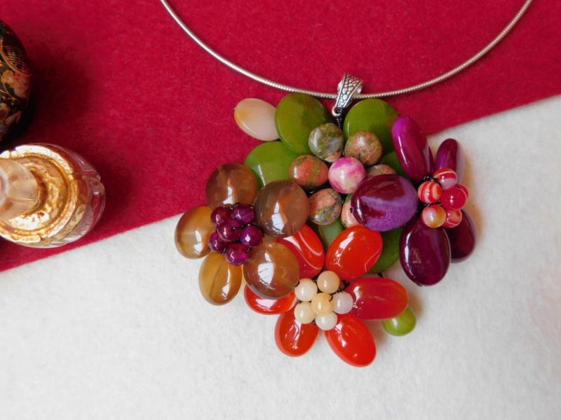 """""""Flori de piatră-Bijoux"""" albumul II-bijuterii artizanale marca Didina Sava - Pagina 7 00617"""