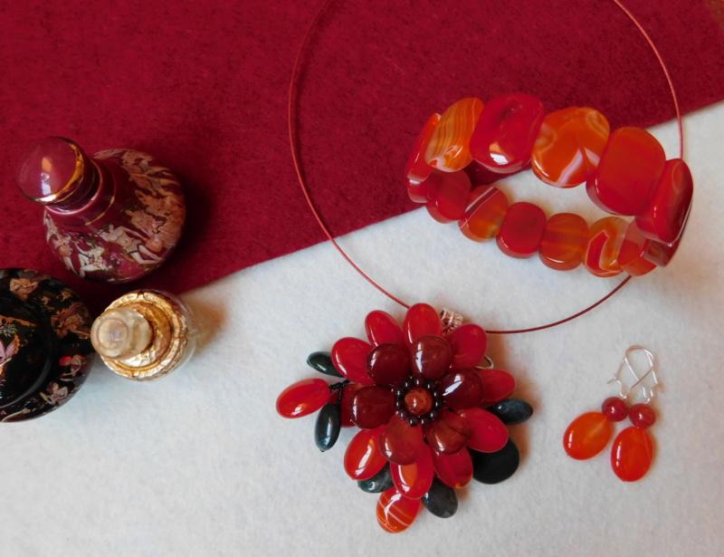 """""""Flori de piatră-Bijoux"""" albumul II-bijuterii artizanale marca Didina Sava - Pagina 3 00619"""