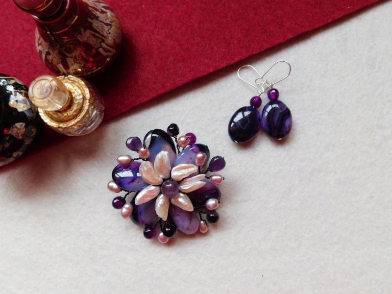 """""""Flori de piatră-Bijoux"""" albumul II-bijuterii artizanale marca Didina Sava - Pagina 3 00621"""
