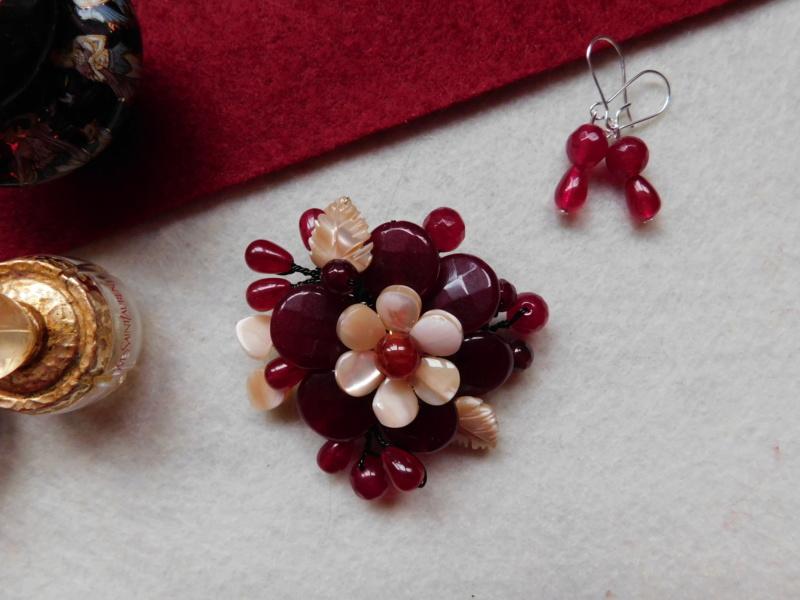 """""""Flori de piatră-Bijoux"""" albumul II-bijuterii artizanale marca Didina Sava - Pagina 3 00622"""