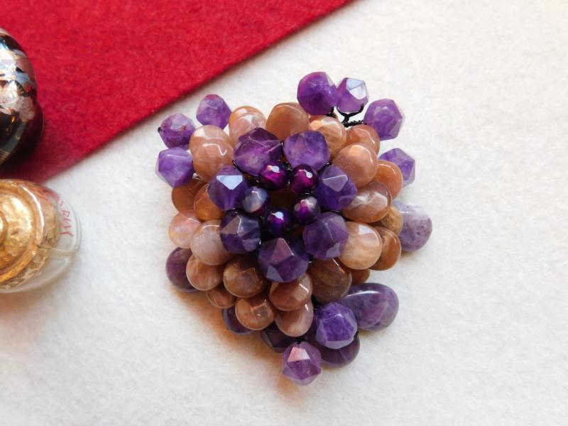 """""""Flori de piatră-Bijoux"""" albumul II-bijuterii artizanale marca Didina Sava - Pagina 5 00626"""