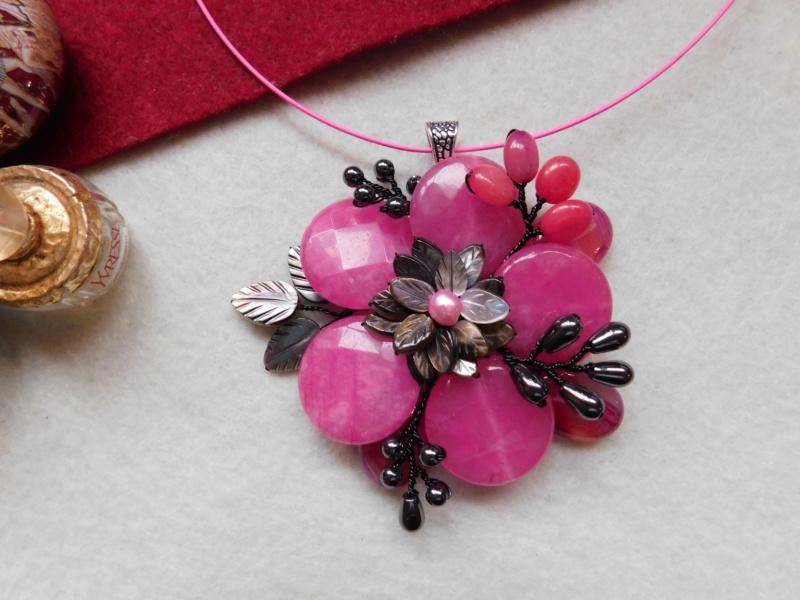 """""""Flori de piatră-Bijoux"""" albumul II-bijuterii artizanale marca Didina Sava - Pagina 4 00629"""