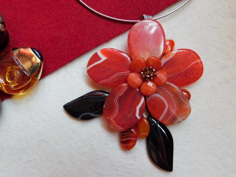 """""""Flori de piatră-Bijoux"""" albumul II-bijuterii artizanale marca Didina Sava - Pagina 2 00635"""