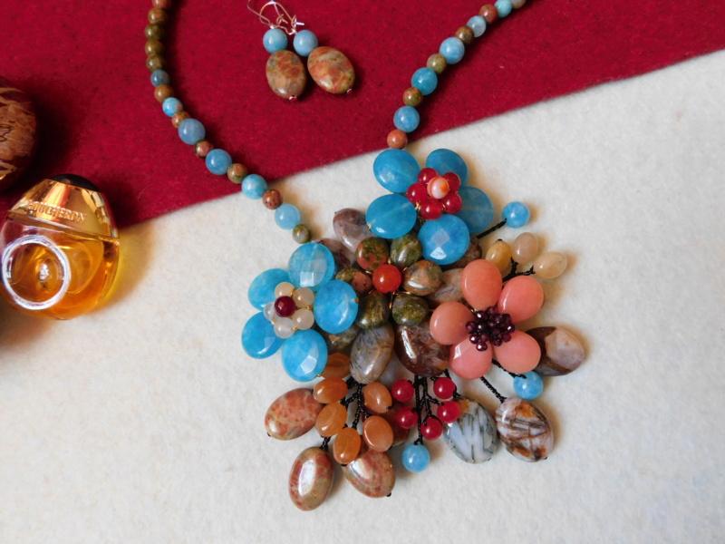 """""""Flori de piatră-Bijoux"""" albumul II-bijuterii artizanale marca Didina Sava - Pagina 3 00639"""