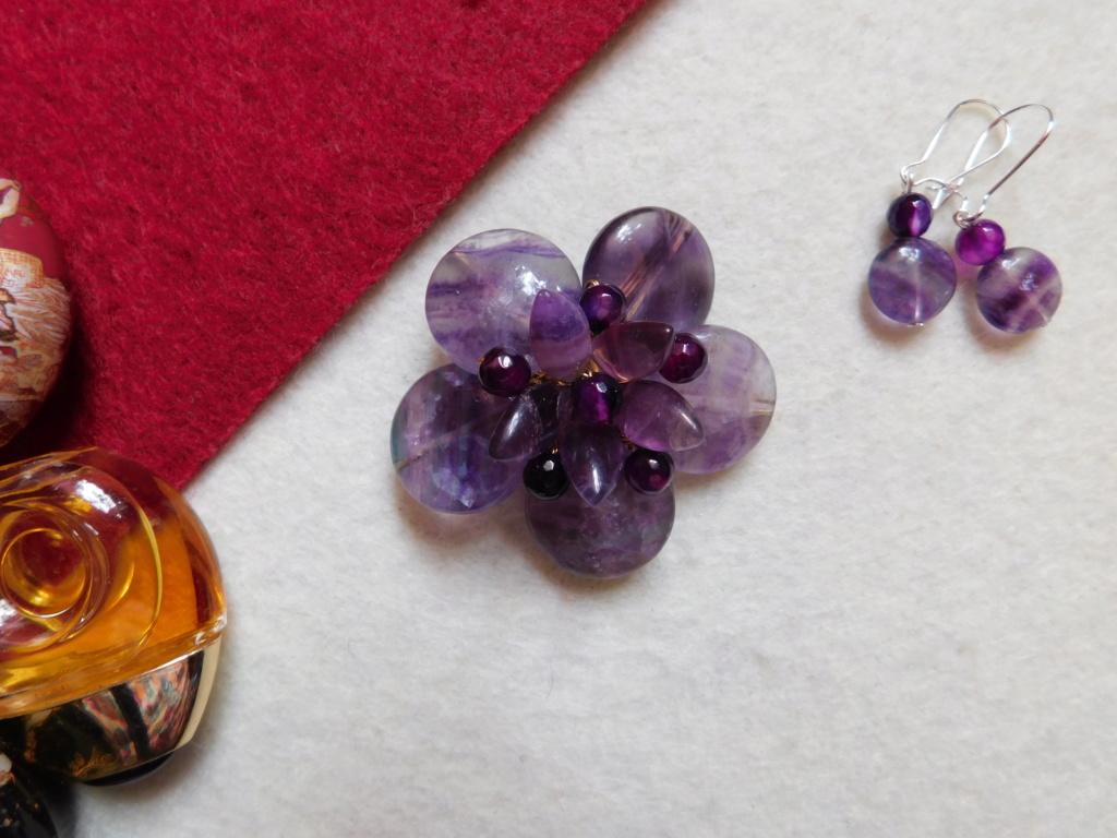 """""""Flori de piatră-Bijoux"""" albumul II-bijuterii artizanale marca Didina Sava - Pagina 2 00640"""