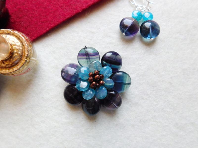 """""""Flori de piatră-Bijoux"""" albumul II-bijuterii artizanale marca Didina Sava - Pagina 2 00645"""