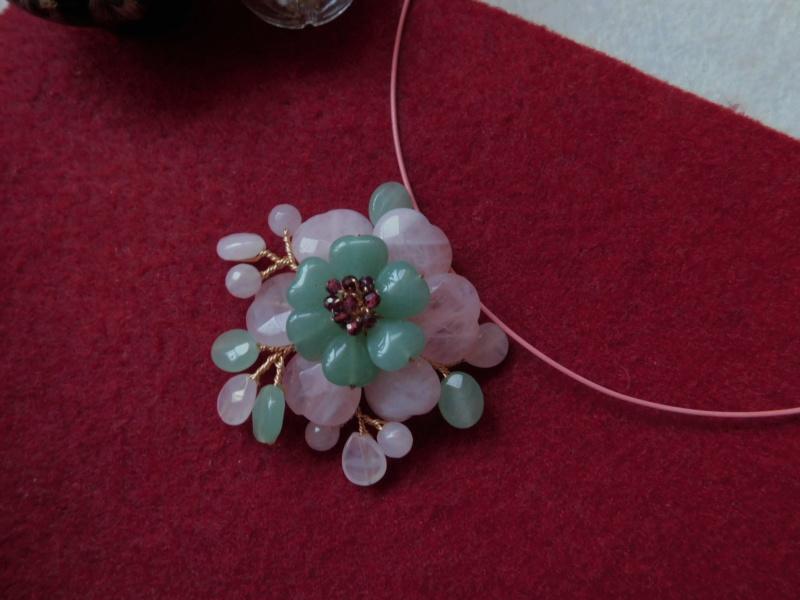 """""""Flori de piatră-Bijoux"""" albumul II-bijuterii artizanale marca Didina Sava - Pagina 2 00646"""