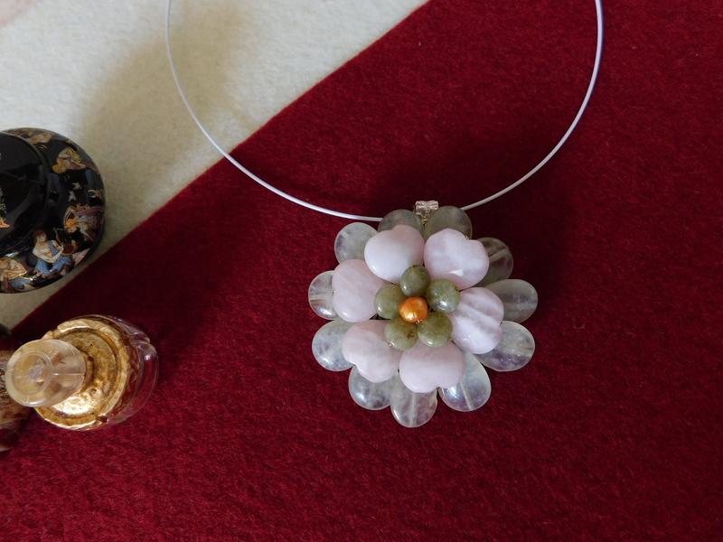 """""""Flori de piatră-Bijoux"""" albumul II-bijuterii artizanale marca Didina Sava - Pagina 8 00711"""