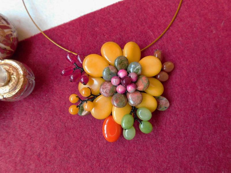 """""""Flori de piatră-Bijoux"""" albumul II-bijuterii artizanale marca Didina Sava - Pagina 3 00717"""