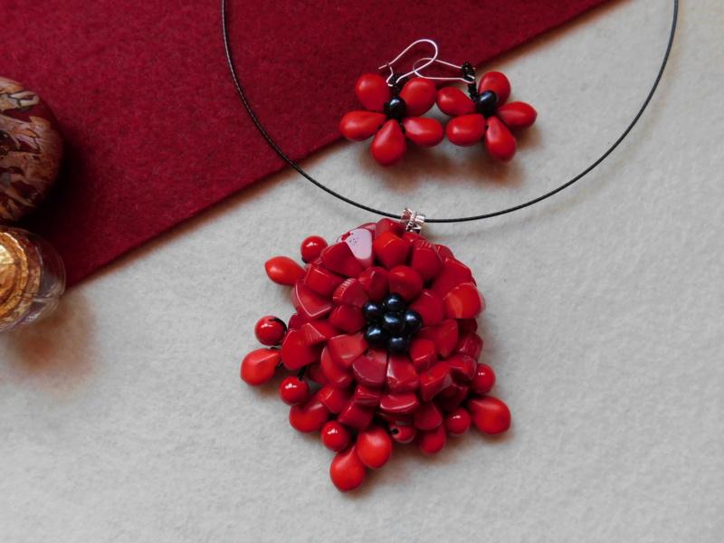 """""""Flori de piatră-Bijoux"""" albumul II-bijuterii artizanale marca Didina Sava - Pagina 3 00719"""