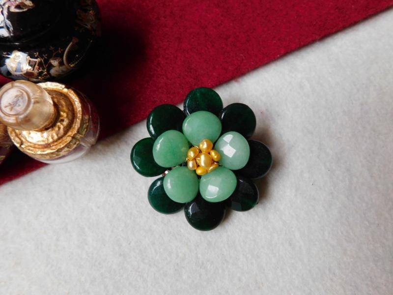 """""""Flori de piatră-Bijoux"""" albumul II-bijuterii artizanale marca Didina Sava - Pagina 3 00720"""