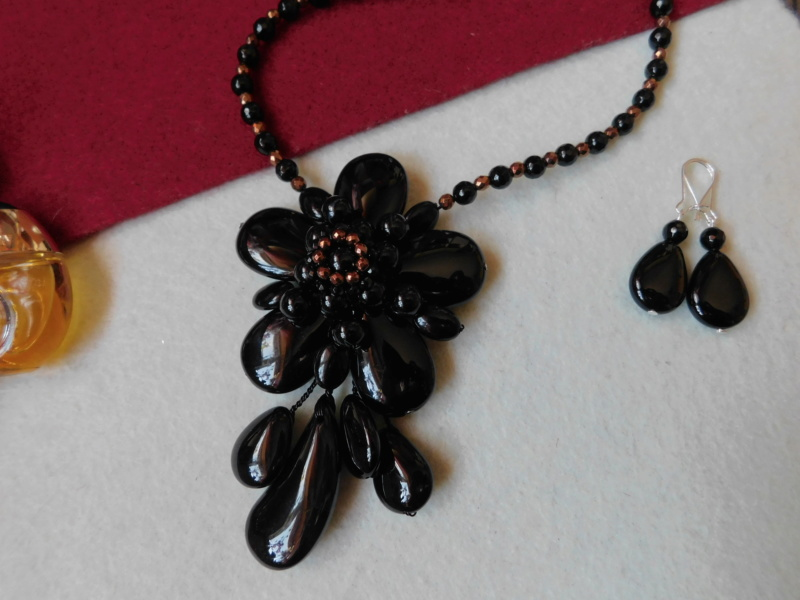 """""""Flori de piatră-Bijoux"""" albumul II-bijuterii artizanale marca Didina Sava - Pagina 3 00733"""