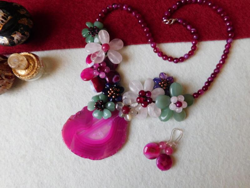 """""""Flori de piatră-Bijoux"""" albumul II-bijuterii artizanale marca Didina Sava - Pagina 2 00737"""