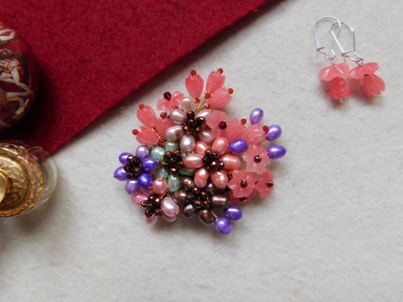 """""""Flori de piatră-Bijoux"""" albumul II-bijuterii artizanale marca Didina Sava - Pagina 2 00739"""