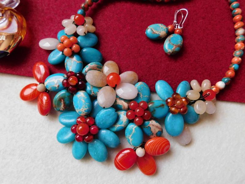 """""""Flori de piatră-Bijoux"""" albumul II-bijuterii artizanale marca Didina Sava - Pagina 8 00810"""