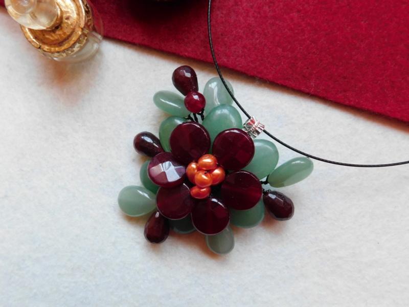 """""""Flori de piatră-Bijoux"""" albumul II-bijuterii artizanale marca Didina Sava - Pagina 3 00819"""