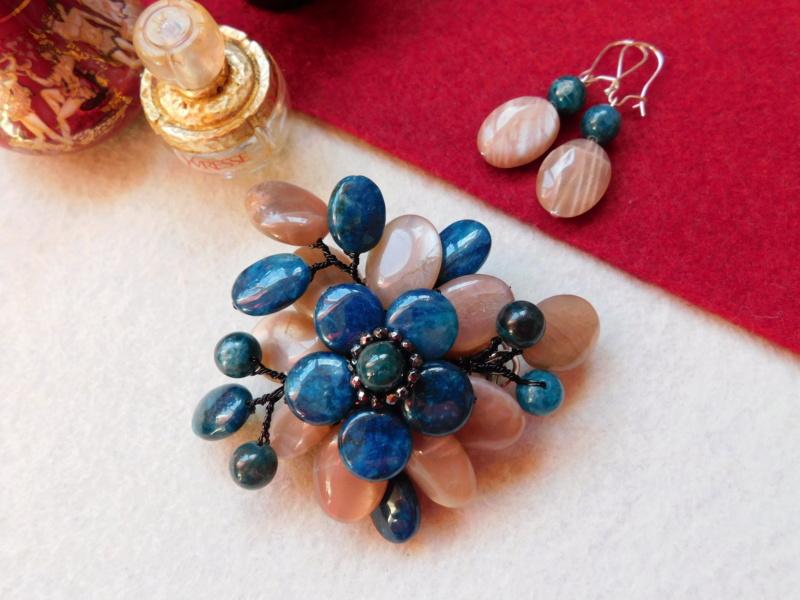 """""""Flori de piatră-Bijoux"""" albumul II-bijuterii artizanale marca Didina Sava - Pagina 3 00823"""