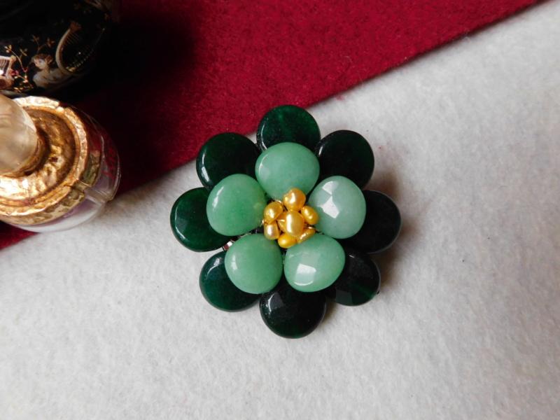 """""""Flori de piatră-Bijoux"""" albumul II-bijuterii artizanale marca Didina Sava - Pagina 3 00825"""