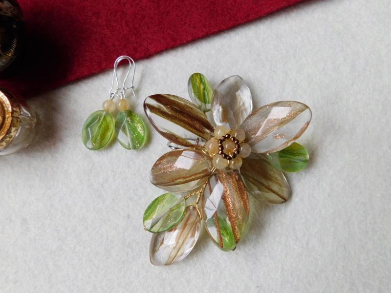"""""""Flori de piatră-Bijoux"""" albumul II-bijuterii artizanale marca Didina Sava - Pagina 3 00826"""