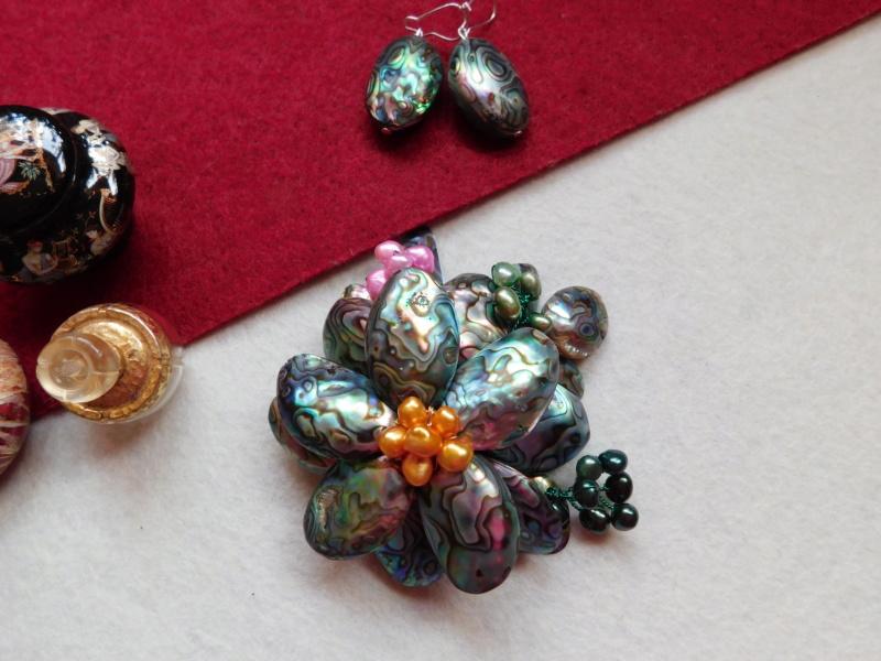 """""""Flori de piatră-Bijoux"""" albumul II-bijuterii artizanale marca Didina Sava - Pagina 4 00834"""