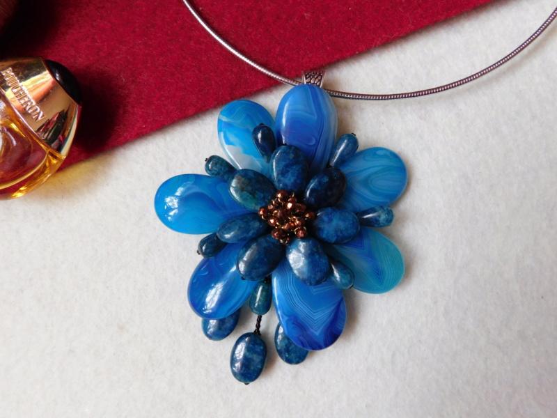 """""""Flori de piatră-Bijoux"""" albumul II-bijuterii artizanale marca Didina Sava - Pagina 3 00841"""