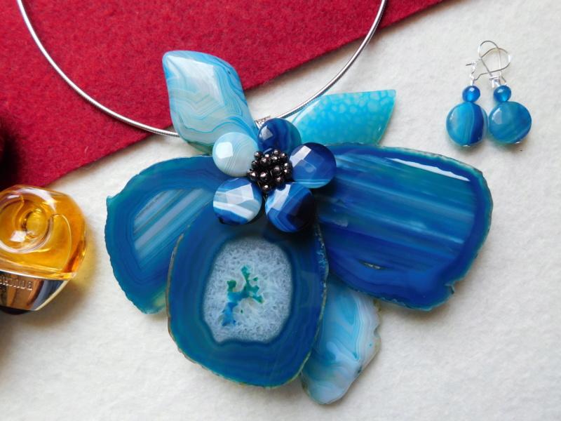 """""""Flori de piatră-Bijoux"""" albumul II-bijuterii artizanale marca Didina Sava - Pagina 2 00847"""